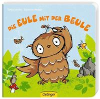 Купить Die Eule mit der Beule, Зарубежная литература для детей