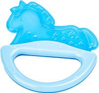 Купить Canpol Babies Погремушка-прорезыватель Лошадка цвет голубой, Первые игрушки