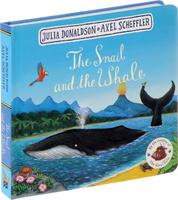 Купить The Snail and the Whale, Зарубежная литература для детей