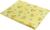 Купить Primavelle Простыня на резинке детская цвет желтый 60 х 120 х 20 см, Постельное белье