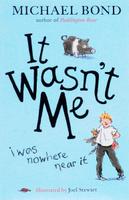 Купить It Wasn't Me!, Зарубежная литература для детей