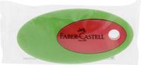 Купить Faber-Castell Ластик цвет зеленый красный, Чертежные принадлежности