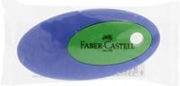 Купить Faber-Castell Ластик цвет синий зеленый, Чертежные принадлежности