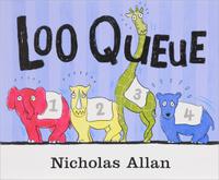 Купить The Loo Queue, Первые книжки малышей