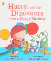 Купить Harry and the Dinosaurs have a Happy Birthday, Зарубежная литература для детей