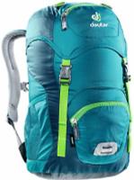 Купить Deuter Рюкзак Junior цвет бирюзовый, Ранцы и рюкзаки
