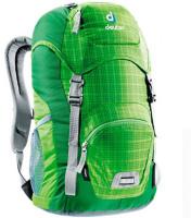 Купить Deuter Рюкзак Junior цвет зеленый, Ранцы и рюкзаки