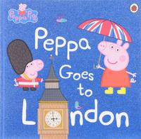 Купить Peppa Goes To London, Зарубежная литература для детей