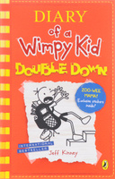 Купить Diary of a Wimpy Kid: Double Down, Зарубежная литература для детей