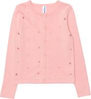 Купить Жакет для девочки Overmoon by Acoola Lylliya, цвет: розовый. 21220130011_1400. Размер 110, Одежда для девочек