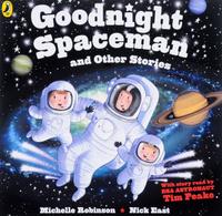 Купить Goodnight Spaceman and Other Stories (аудиокнига MP3), Зарубежная литература для детей