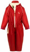 Купить Комбинезон детский Hippychick, цвет: рубиновый. 002001200385. Размер 80/86, 12-18 месяцев, Одежда для новорожденных
