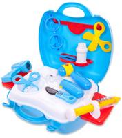 Купить ABtoys Игровой набор Чудо-чемоданчик Доктор 18 предметов, Сюжетно-ролевые игрушки