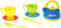 Купить ABtoys Игрушечный кухонный набор 7 предметов PT-00203ст_2, Сюжетно-ролевые игрушки