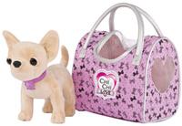 Купить Simba Мягкая игрушка Собачка Чихуахуа Путешественница, Мягкие игрушки