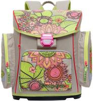 Купить Grizzly Ранец школьный цвет бежевый RA-676-4, Ранцы и рюкзаки