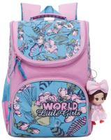 Купить Grizzly Ранец школьный цвет розовый RA-773-3, Ранцы и рюкзаки