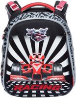 Купить Grizzly Ранец школьный цвет черный RA-778-2, Ранцы и рюкзаки