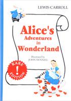 Купить Alice's Adventures in Wonderland, Зарубежная литература для детей