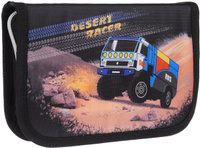Купить MagTaller Пенал Dakar с наполнением 27 предметов, Пеналы