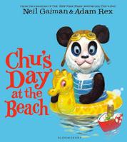 Купить Chu's Day at the Beach, Первые книжки малышей