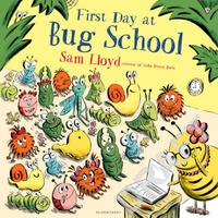 Купить First Day at Bug School, Зарубежная литература для детей