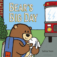 Купить Bear's Big Day, Зарубежная литература для детей