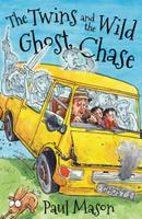 Купить The Twins and the Wild Ghost Chase, Зарубежная литература для детей