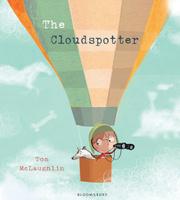 Купить The Cloudspotter, Зарубежная литература для детей