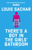 Купить There's a Boy in the Girls' Bathroom, Зарубежная литература для детей