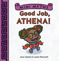Купить Mini Myths: Good Job, Athena!, Первые книжки малышей