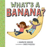 Купить What's a Banana?, Окружающий мир