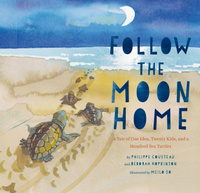 Купить Follow the Moon Home, Зарубежная литература для детей
