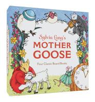 Купить Sylvia Long's Mother Goose, Песенки, потешки, скороговорки