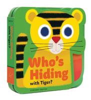 Купить Who's Hiding in the Jungle?, Первые книжки малышей