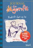 Купить Journal d'un Degonfle - Rodrick fait sa loi, Зарубежная литература для детей