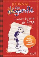Купить Journal d'un Degonfle - Carnet de bord de Greg Heffley, Зарубежная литература для детей
