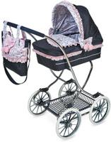 Купить DeCuevas Коляска для куклы Романтик с сумкой, Куклы и аксессуары