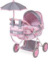 Купить DeCuevas Коляска для куклы Мария с сумкой и зонтом, Куклы и аксессуары