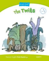 Купить The Twits: Level 4, Зарубежная литература для детей