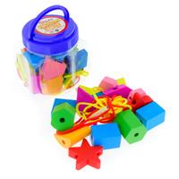 Купить Анданте Игра-шнуровка Геометрические формы, Обучение и развитие