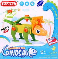 Купить ToyToys Конструктор Динозавр TOTO-031, Конструкторы