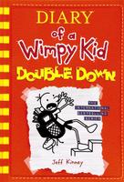 Купить Diary of a Wimpy Kid 11: Double Down, Зарубежная литература для детей