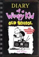 Купить Diary of a Wimpy Kid: Old School, Зарубежная литература для детей