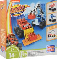 Купить Mega Bloks Вспыш Конструктор Гибридная машина монстров, Mega Bloks/Mega Construx, Конструкторы