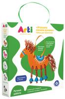 Купить Arti Набор для изготовления игрушки Глиняная лошадка Боливар, ООО Арти , Игрушки своими руками