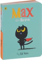 Купить Max the Brave, Зарубежная литература для детей