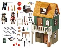 Купить Playmobil Игровой набор Замаскированный пиратский форт с Руби, Игровые наборы