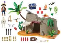 Купить Playmobil Игровой набор Пещера пирата, Игровые наборы