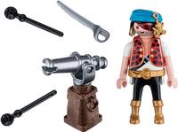 Купить Playmobil Игровой набор Пират с пушкой, Игровые наборы